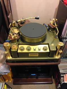 Audiophile Turntable, High End Turntables, Hi End, Audio Design, Record Players, Audio Equipment, Speakers, Technology, Amp