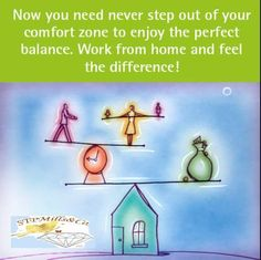 Work From Home Be Your Own Boss, Job S, Public Relations, Comfort Zone, Feelings
