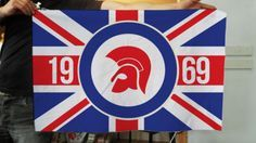 TROJAN-RECORDS-69-UNION-JACK-DESIGN-BANNER-FLAG-IDEALHOME-SHOP-3FTX2FT