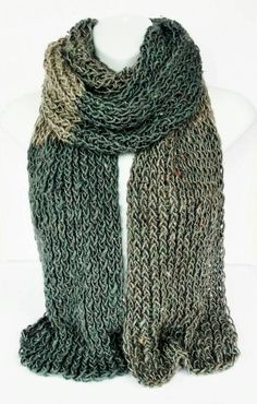 Check out this item in my Etsy shop https://www.etsy.com/uk/listing/534250359/extra-long-scarf-recycled-wool-scarf