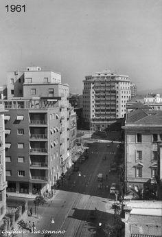 Cagliari, 1961 - Via Sonnino