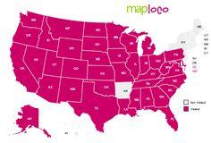 States I've Visited: AK, AL, AZ, CA, CO, DC, FL, GA, IA, ID, IL, IN, KS, KY, LA, MD, MI, MN, MO, MS, MT, NC, ND, NE, NM, NV, OH, OK, OR, PA, SC, SD, TN, TX, UT, VA, WA, WI, WV, WY