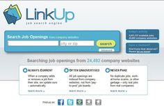 The Minneapolis-based job search engine, LinkUp, announced it reached 1 million job openings on its website. The company's search engine technology that indexes exclusively and directly from other company websites offers the most up to date information for job seekers.