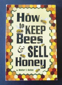 Bees and honey beekeeping selling honey keeping by FreeParking, $12.00