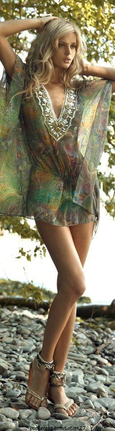 Long legs and soft summer colors... Zeugari  www.megaquicksale.co.uk/pinterest