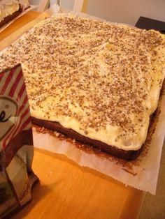 Paholaisen piirakka Baking Recipes, Cake Recipes, Finnish Recipes, Sweet Pie, 20 Min, Banana Bread, Cupcake Cakes, Bakery, Food And Drink