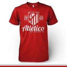 485e99192de Atletico Madrid T-shirt España La Liga - Pandemic Soccer - 1 Junior  Barranquilla