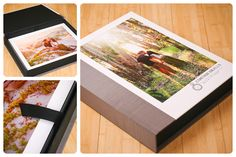 11x14 Image Box with mounted prints