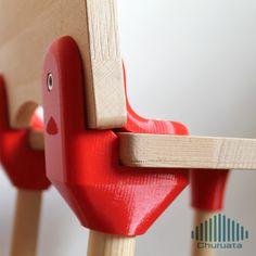 3d Printer Projects, Wood Projects, 3d Printing Diy, 3d Pen, Diy Bench, 3d Prints, Wooden Crafts, Wood Shelves, Printables