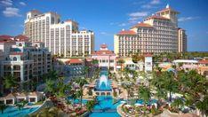 Grand Hyatt Baha Mar, Bahamas set to open in April...