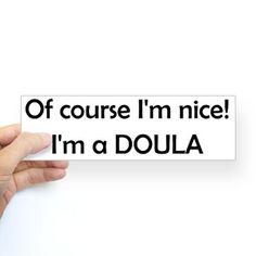 Doula :)