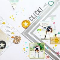 A Project by JINA-B from our Scrapbooking Gallery originally submitted 12/10/13 at 06:44 AM