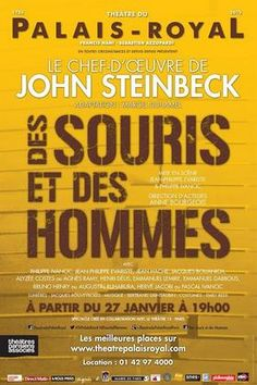 Of mice and men, John Steinbeck 1937