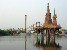 Dalian, China: Discovery Kingdom.