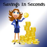 Savings in Seconds