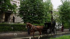 Dracula (Tv Mini-Series) 2013. Scene: London Filming Location: Budapest, Andrássy street