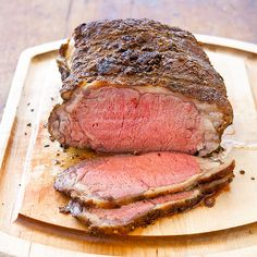 <p>A roast as tender and beefy-tasting as my favorite steak sounded like a fantastic centerpiece for the holiday table—but first we had to figure out how to cook it properly.</p>