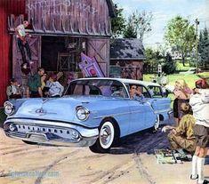 Oldsmobile Super 88 Fiesta (1957)