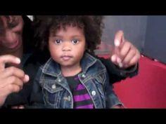 TOP BABY MODEL Future Faces NYC Talea  Nina Lubarda Model Management