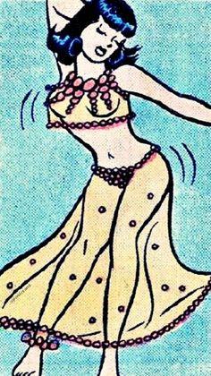 SIP ON DREAMS — Dec. 1974. Archie, Issue #240