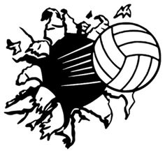 It's no secret that I have a DD who lives and breaths Volleyball. She plays school ball and club ball that entails a lot of travel during. Volleyball Net, Volleyball Ideas, Volleyball Crafts, Volleyball Shirt Designs, Volleyball Shirts, Volleyball Clipart, Volleyball Posters, Sports Shirts, Basketball