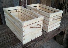 PineWood StorageCrate