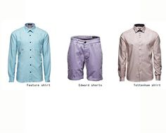 vêtements Jack pour hommes / men's Jack clothing