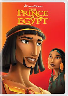 Confessions of a Frugal Mind: The Prince of Egypt on DVD $3.99 Dreamworks Animation, Animation Film, Egypt Movie, Martin Short, Egypt News, Prince Of Egypt, Danny Glover, Yul Brynner, Val Kilmer