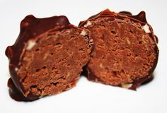 La Cuisine de Bernard: Les Rochers au Praliné Croustillant