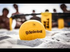 Spikeball is a 2 vs. 2 game that can be played anywhere. College campuses all across the United States are getting into it. It is incredibly fun and shares a lot of the same rules as Volleyball and 4 Square. Check out their website here: Spikeball.com  To get everything you need its only $50! I was not paid or endorsed in any way, I just wanted...