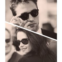 Find images and videos about kristen stewart, robert pattinson and Robsten on We Heart It - the app to get lost in what you love. We Heart It, Twilight Stars, Vampire Twilight, Robert Pattinson And Kristen, Stylish Sunglasses, Wayfarer Sunglasses, Husband Love, Forever Love, Beautiful Couple