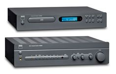 NAD C 521BEE CD player  and C 325BEE Integrated Amplifier. Nice couple.