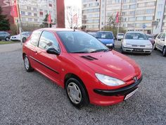 Peugeot 206 1.1i 44kW, Nová STK, pěkný stav - obrázek číslo 1