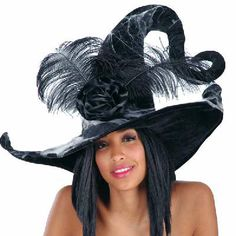 •(★)•вℓαcкєηє∂•(★)• Whimsical Witches hat