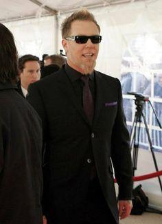James Hetfield by EFE