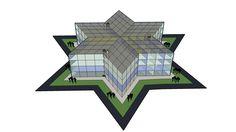 Diamond Star - 3D Warehouse Diamond Star................ 6 Diamonds = 1 Star................ check it out!!!