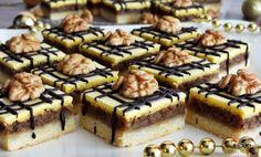 Nutcracker Christmas, Christmas Cookies, Short Pastry, Bulgur Salad, Eclairs, Appetizer Recipes, Baked Goods, Rum, Cheesecake
