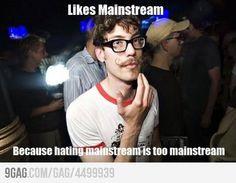 Super hipster