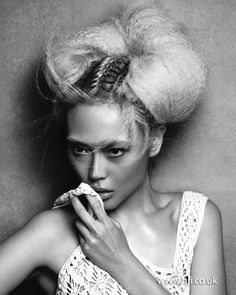 Shaun Hall 2012 Southern Hairdresser of the Year