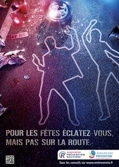 La nouvelle campagne de sécurité-routière 2012