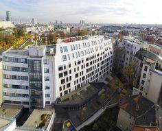 Business Garden Štefánikova  / Architekti Sebo Lichy
