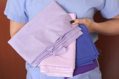 How to Make Scrub Uniforms for Nurses (with Pictures) | eHow