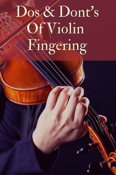 Dos and Don'ts of Violin Fingering http://www.connollymusic.com/revelle/blog/dos-and-donts-of-violin-fingering /revellestrings/