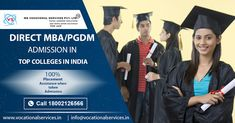 Get Counselling & Admission Information For MBA || PGDM & Top Colleges In India Call us @1800-212-6566 For know more details http://bit.ly/2ARKPU3