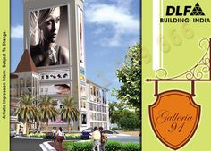 DLF Galleria 91 Gurgaon Commercial Project #DLFgalleria91 #DLFCommercialProject