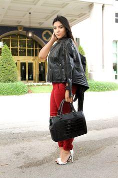 Style Link Miami Black Biker Jacket Miami Fashion Blogger The Lux Loft  #shopStyleLinkMiami #citygirl #onlinefashionboutique #editorial #miami #partygirl #black #stylelink #wiwt #stylelinkmiami #outfitinspiration #styletip #outfit #freeshipping #styleblogger #streetstyle