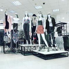 Urban essentials #newtrend #camo #pink #aw16 #visual #newlook #detailing #visualmerchandising #vm #decor #fashion #fblogger #merchandiser #urban #colourpallet #visualmerchandiser #retail #interiordesign