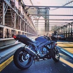 Awesome shot, Suzuki GSXR Photo credit to @soleonyc👈 Hashtag #2WP for a chance to get featured. #motorbike #motorcycle #sportsbike #dirtbike #supermoto #yamaha #honda #suzuki #kawasaki #triumph #ducati #harleydavidson #aprilia #ktm #bmw #buell #husqvarna #r1 #r6 #gsxr #panigale #photography #cbr #ninja #monster #streettriple #daytona #bikelife #TwoWheelPassion