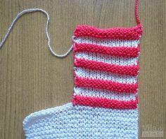 Trabalhe o decorado Baby Booties Knitting Pattern, Knit Baby Booties, Baby Knitting, Crochet Baby, Crochet Top, Knitting Patterns, Crochet Videos, True Love, Diy And Crafts