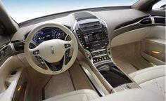 2017 Lincoln MKX - Interior -View